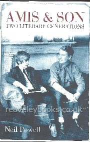 Amis & Son. Two Literary Generations  **first edition**