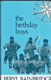 The Birthday Boys  **first edition**