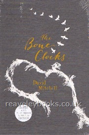 The Bone Clocks **signed, numbered and limited first edition