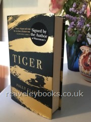 Tiger  **signed first edition**