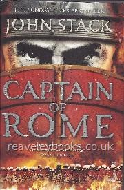 Military First Edition Fiction : Authors  A  -  Z : Captain of Rome  **first edition**
