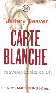 Carte Blanche  **first edition**
