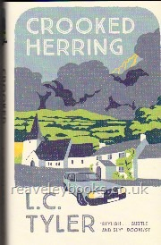 Crooked Herring  **signed first edition**