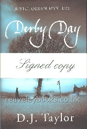 Derby Day  **signed first edition**