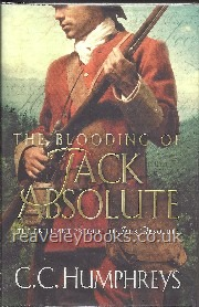 The Blooding of Jack Absolute  **signed first edition**