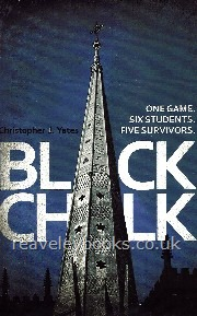 Black Chalk  **signed first edition**