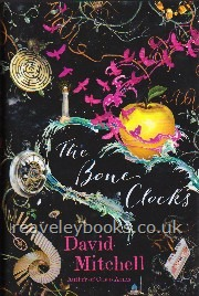 The Bone Clocks  **signed first edition**