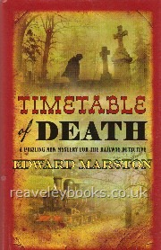 Timetable of Death (Railway Detective Series) signed first editon