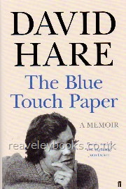 Biography/Letters : Biographical (A - Z) : The Blue Touch Paper  **signed first edition**