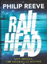Rail Head  **signed first edition**
