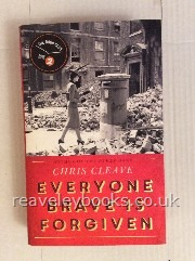 Everyone Brave is Forgiven  **signed first edition