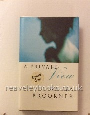 Modern First Edition Books A - L : Beale - Cleave : A Private View  **signed first edition**
