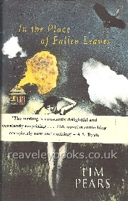 In The Place of Fallen Leaves **first printing with wraparound band**