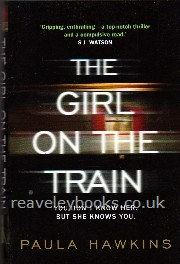 The Girl On The Train  **first edition**