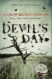 Devil's Day  **signed first edition