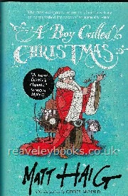 A Boy Called Christmas  **signed first edition**