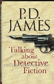 Talking about Detective Fiction  **signed first edition**