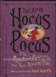 Children's Fiction : Almond -  Funke : Hocus Pocus