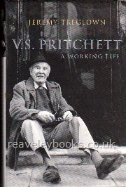 V. S. Pritchett.  A Working Life  **first edition**