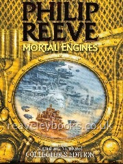Mortal Engines, Signed, numbered, limited, collectors' edition