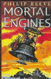 Our Specialist Authors : Philip Reeve First Editions : Mortal Engines **signed first edition with publisher's promotional card**