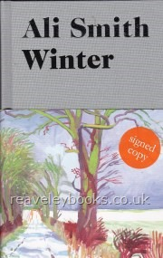 Modern First Edition Books - New listings : New Book Listings General : Winter  *signed first edition*