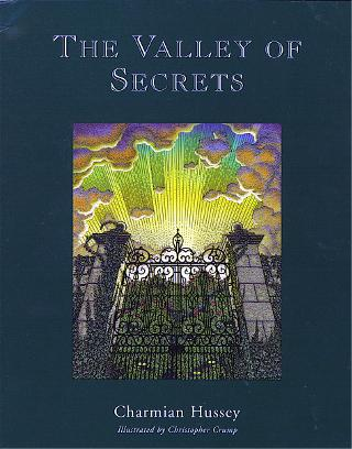 Children's Fiction : Hastings - Wooding : The Valley of Secrets  **signed first edition (softback)**