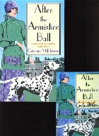After The Armistice Ball  **signed first edition with promotional launch card**
