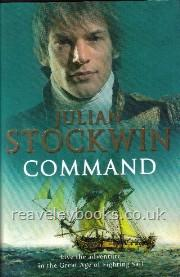 Military First Edition Fiction : Authors  A  -  Z : Command  **signed, numbered, embossed first edition + promos**