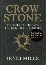 Crow Stone  **signed first edition**