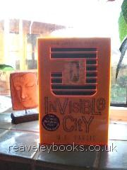 The Joshua Files. Invisible City *first edition*
