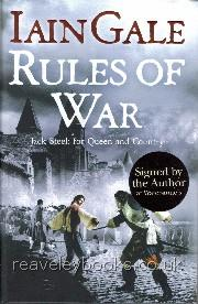Rules of War  **signed first edition**