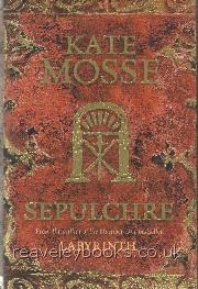 Sepulchre   *signed first edition*