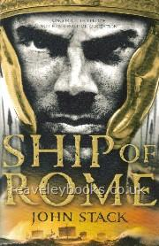 Ship of Rome.  Book 1 of Masters of The Sea series  **signed and dated uncorrected proof**
