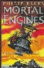 Mortal Engines **signed first edition with publisher's promotional card**